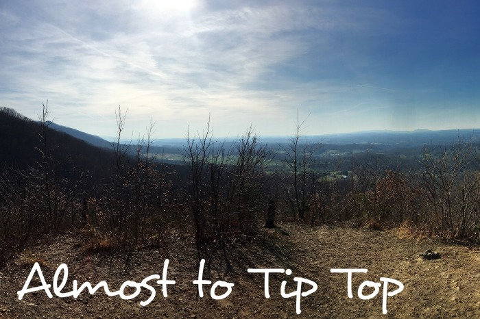 Almost to TipTop